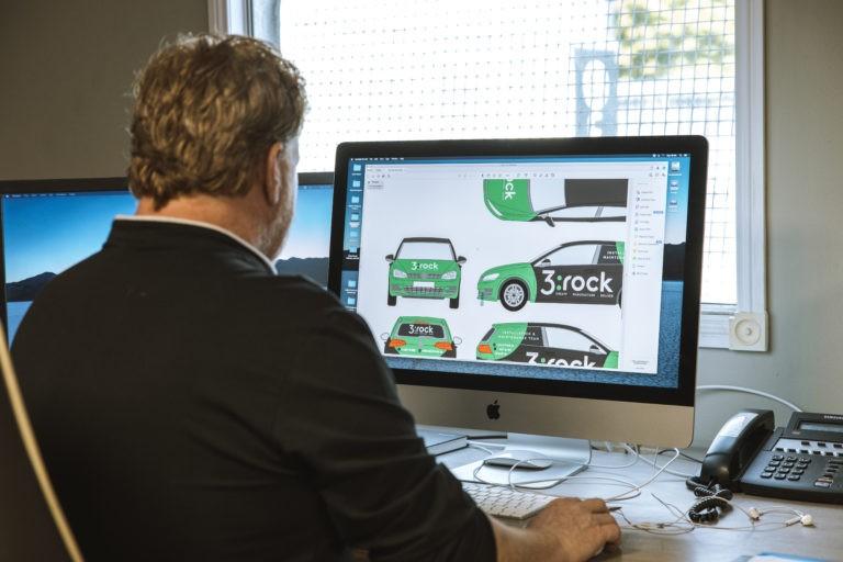 3 Rock Office Environmental 121