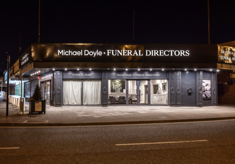 Michael Doyle Funeral Home 3 Rock 1