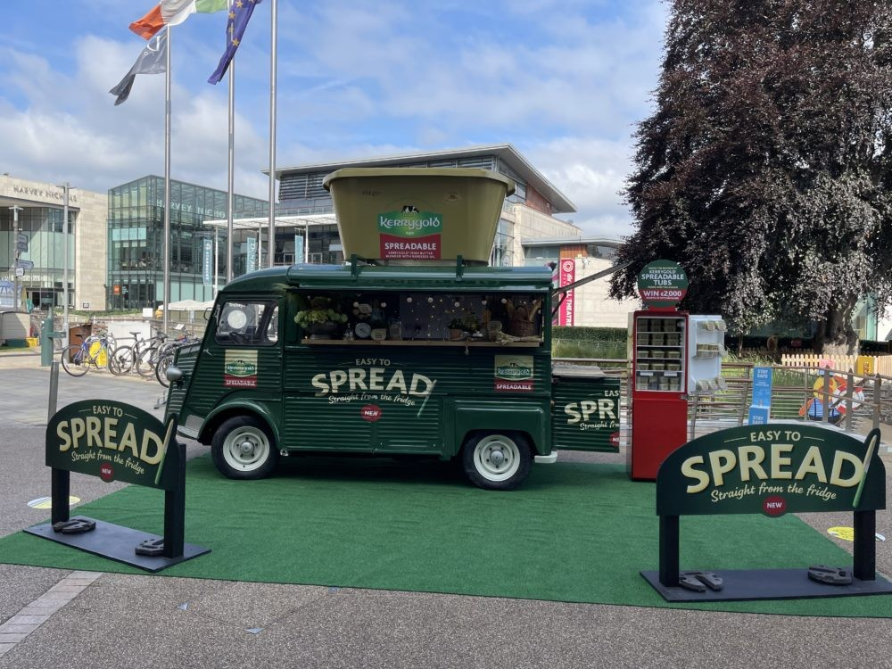 Kerrygold Spreadable Food Truck 2