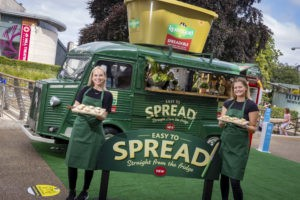 Kerrygold Spreadable Food Truck
